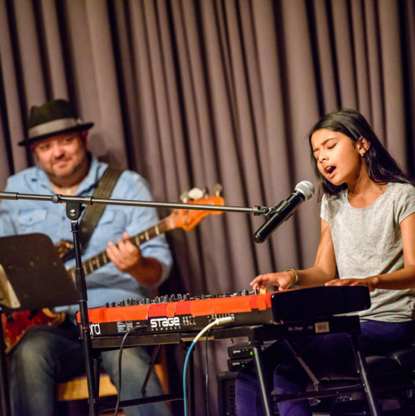 Bay Area voice lessons for students and performers