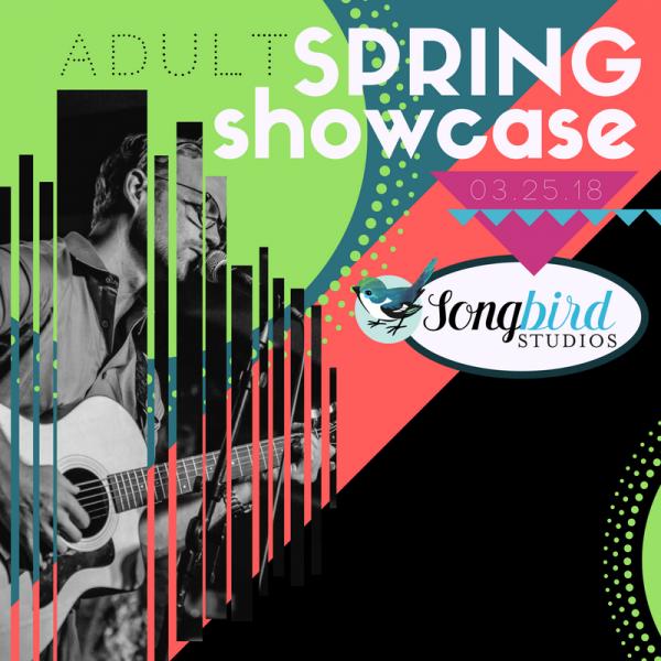 Adult Student Showcase 2018