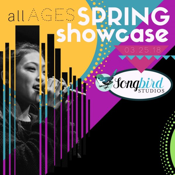 All-Ages Student Showcase 2018
