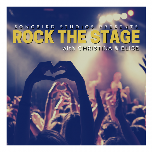 Rock the Stage: Performance Workshop
