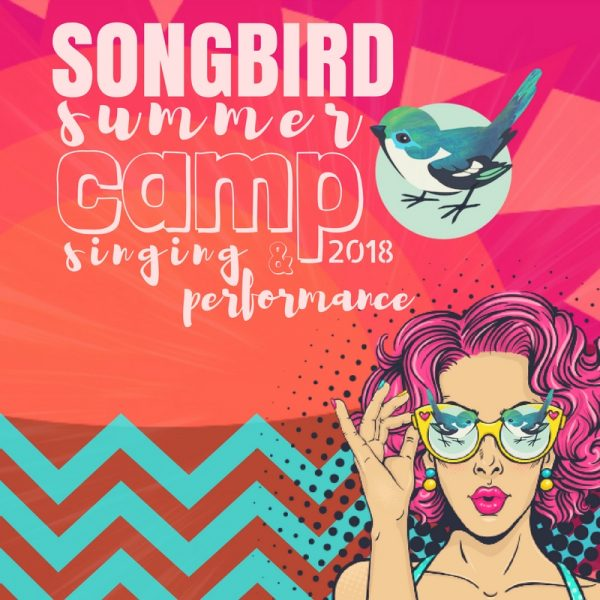 Singing and Performance Summer Camp 2018
