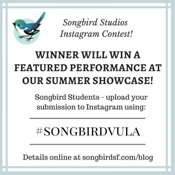 VU Scholarship Promo Songbird Studios