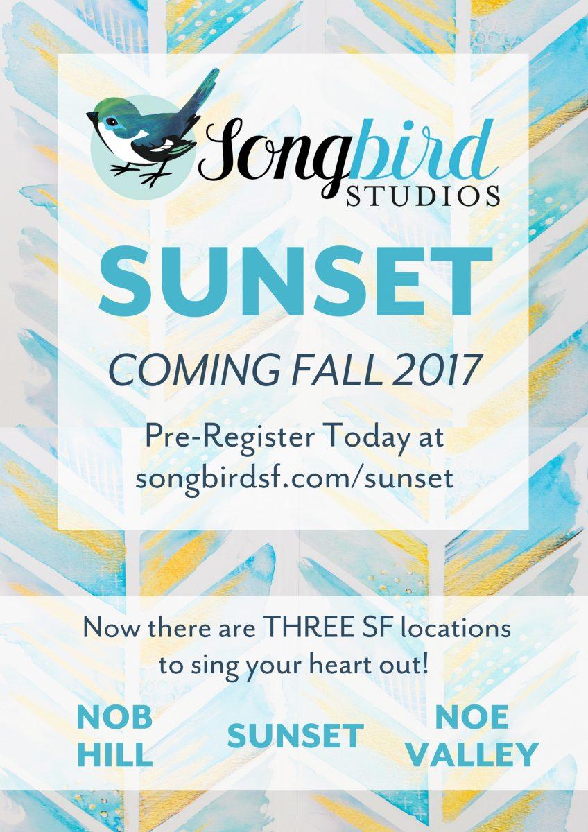 New Songbird Location