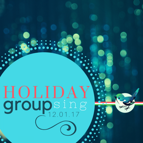 Holiday Group Sing