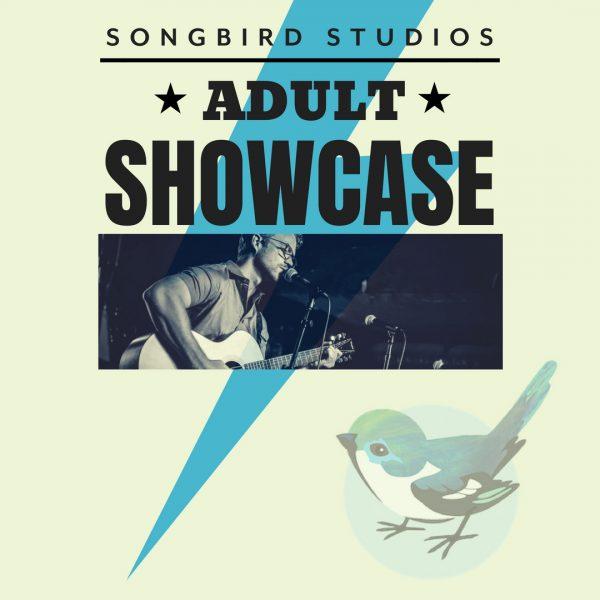 Adult Student Showcase Fall 2018