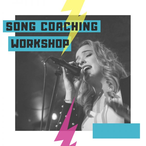 Song Coaching Workshop