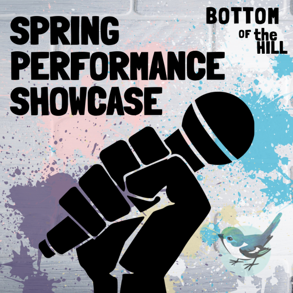 Adult Performance Showcase Spring 2019