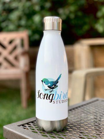 Songbird Studios Water Bottle
