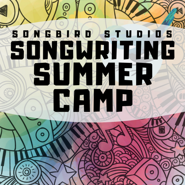 Songwriting Summer Camp 2019