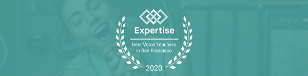 Expertise Best Voice Teachers San Francisco 2020 Songbird Studios